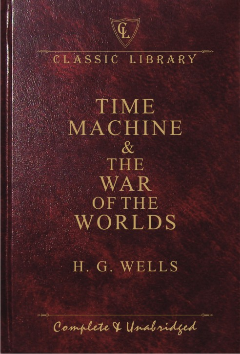 CL:Time Machine & The War of the Worlds