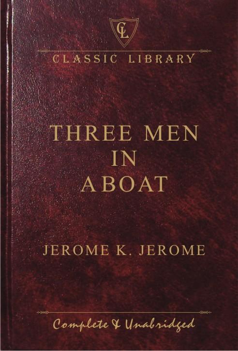 CL:Three Men In a Boat
