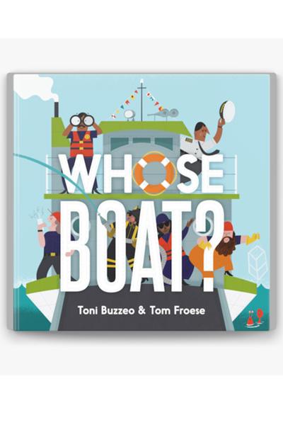 Whose Boat? (Board Book)