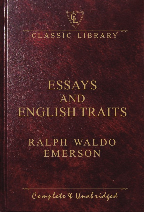 CL:Essays and English Traits