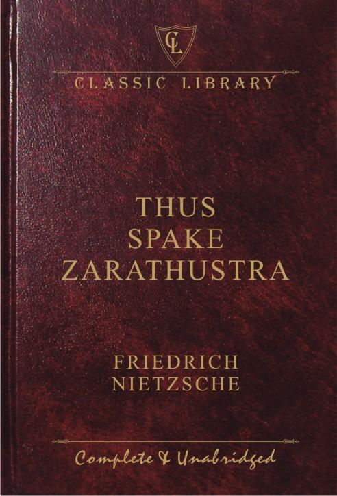 CL:Thus Spake Zarathustra