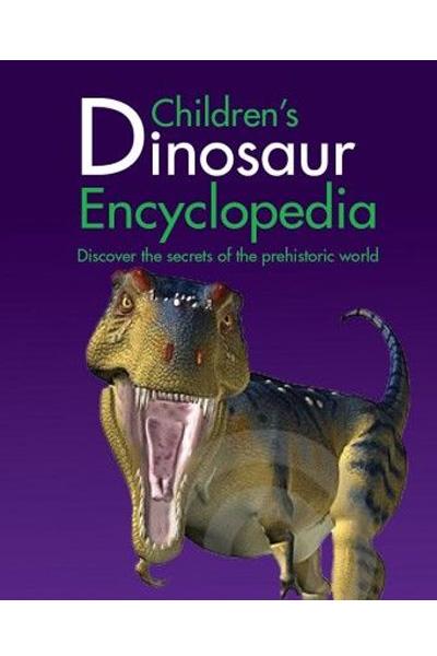 Children's Dinosaurs Enclyclopedia