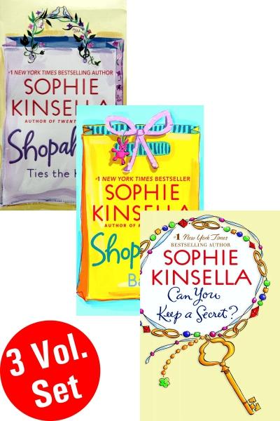 Sophie Kinsella Series 2 (3 Vol set)