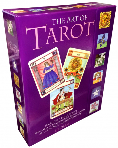 The Art of Tarot: Your complete guide to the tarot cards and their meanings (Cico Books)