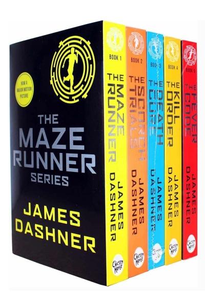 Maze Runner Classic (5 Vol. Set)