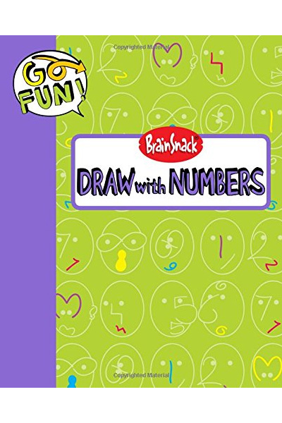 Go Fun! BrainSnack Draw with Numbers