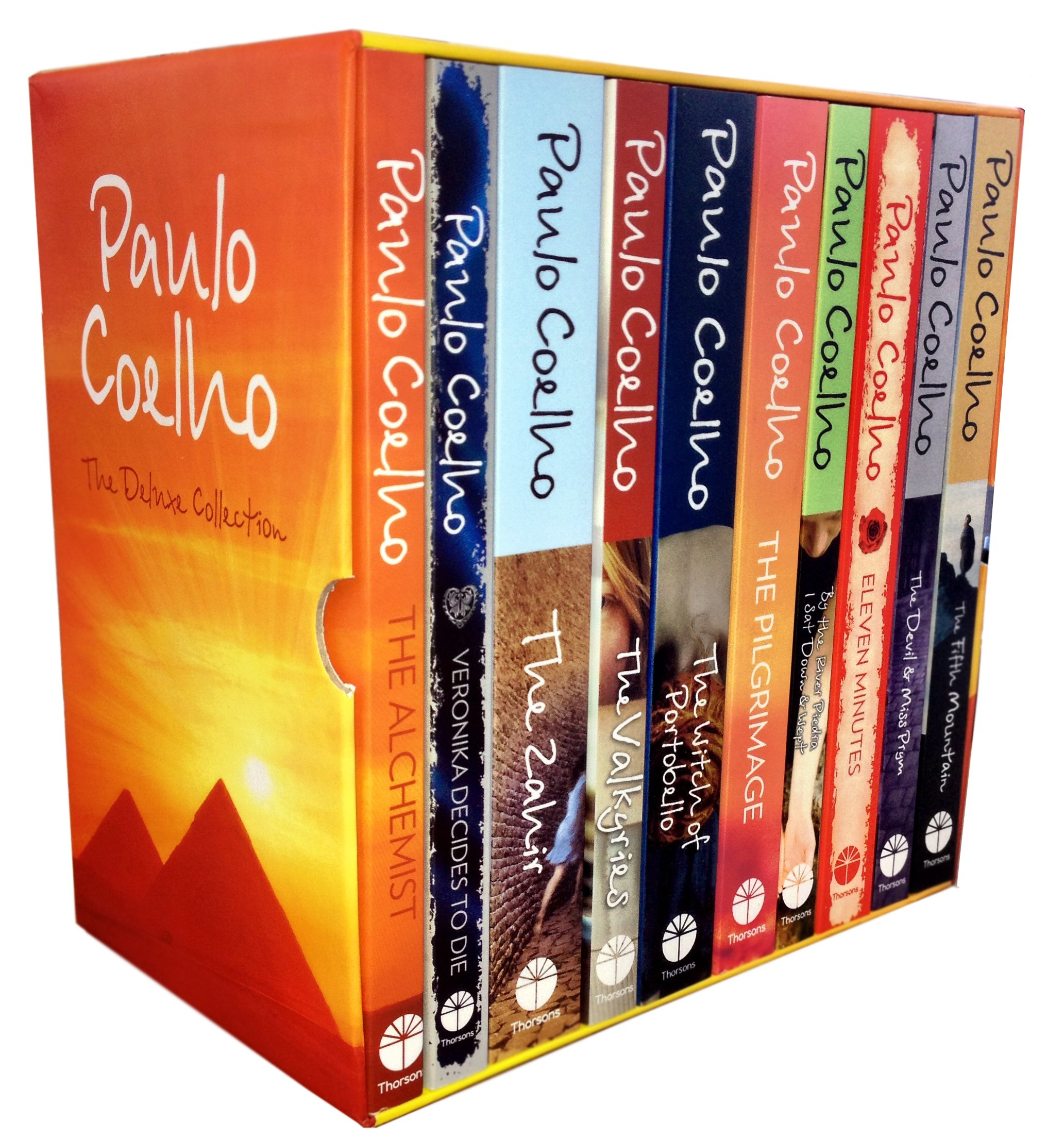 Paulo Coelho: The Deluxe Collection (10 volume boxed set)