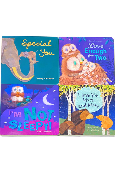 My First Board Book Library 1 (4 Volume Set)