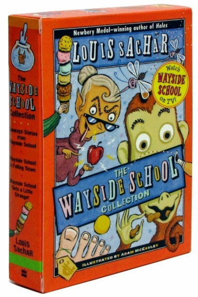 The Wayside School Collection (3 Vol. set)
