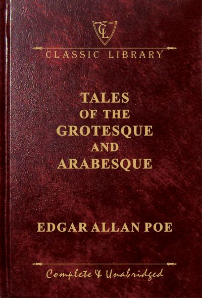 CL:Tales Of The Grotesque And Arabesque