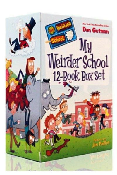 My Weirder School Collection (12-Book Box set)
