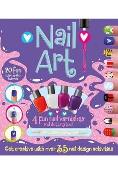 Nail Art (20 Fun Step-by-Step Tutorials)