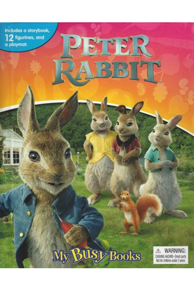 My Busy Books:Peter Rabbit
