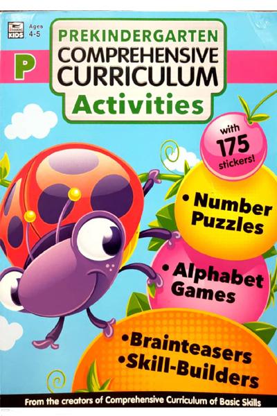 Pre-kindergarten Comprehensive Curriculum Activities