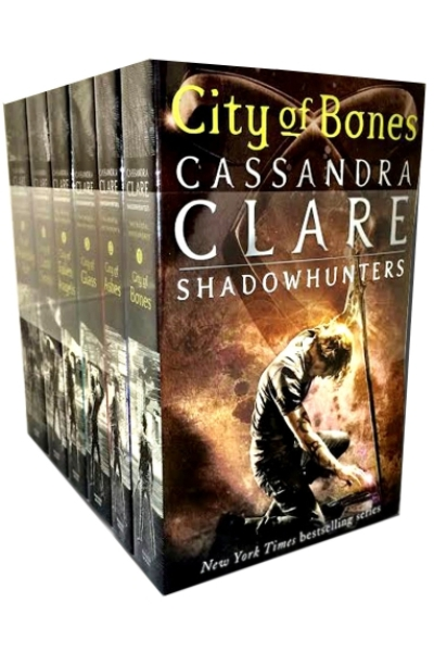 The Mortal Instruments – Complete Collection