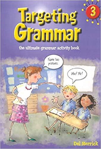 Targeting Grammar # 3