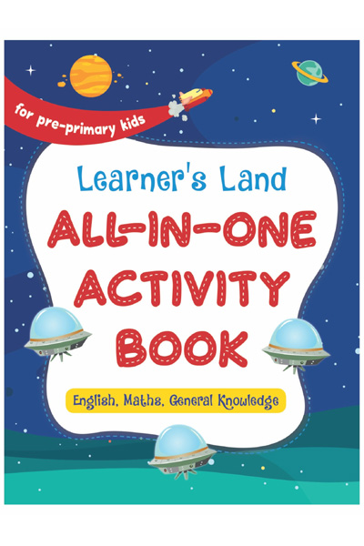 Learner's Land: All-In-One Activity Book