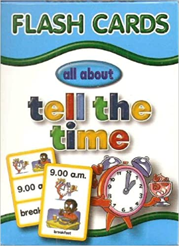 Flash Cards: Tell the Time