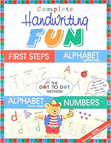 Complete Handwriting Fun