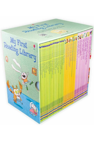 Usborne: My First Reading Library