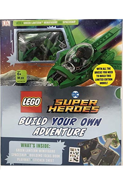 LEGO : Super Heroes: Build Your Own Adventure Box Set