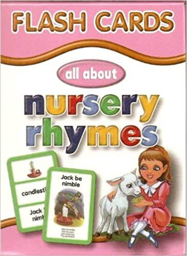 Flash Cards: Nursery Rhymes