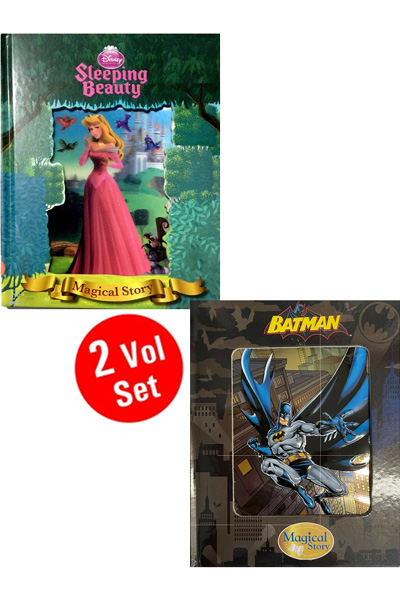 Disney Magical Story Series (2 Vol Set)
