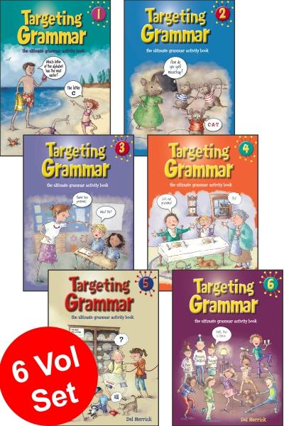 Targeting Grammar Series (6 Vol Set)