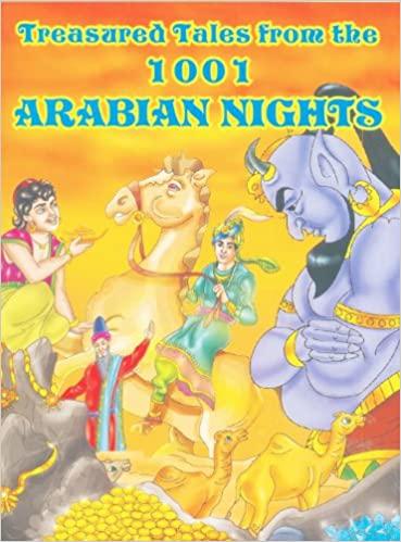 Treasured Tales from the 1001 Arabian Nights