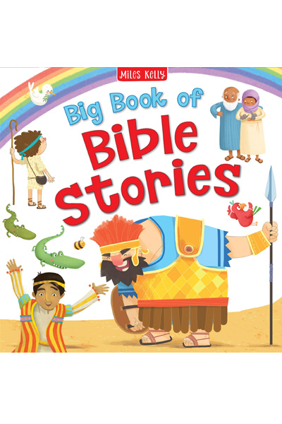 Big Book of Bible Stories