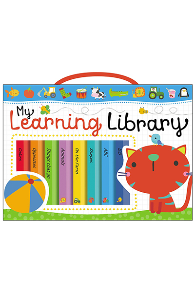 My Learning Library (8 Vol Set)