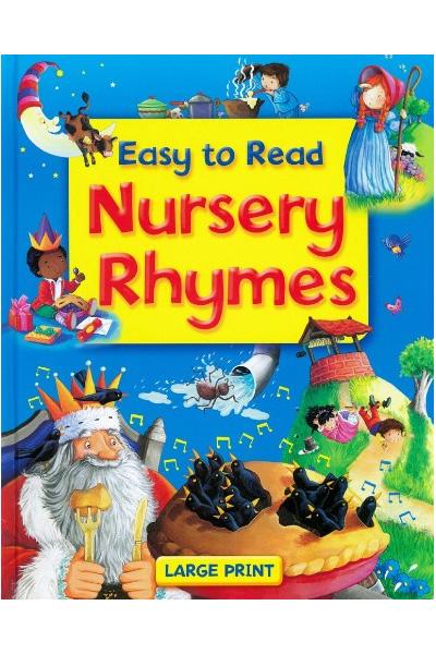 Easy to Read: Nursery Rhymes