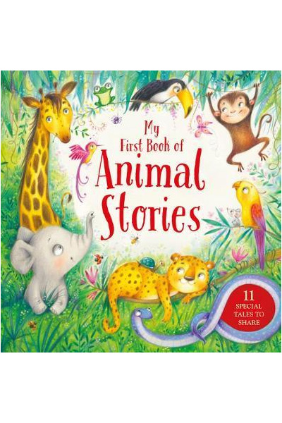 My First Book of Animal Stories