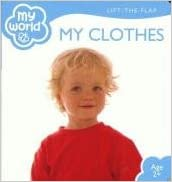 Lift-the-Flap:My Clothes