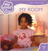 Lift-the-Flap:My Room