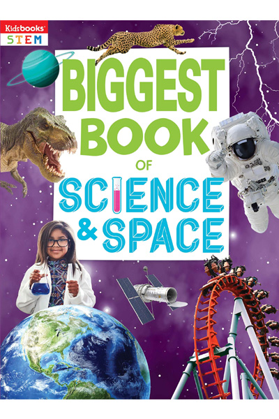 Biggest Book of Science & Space