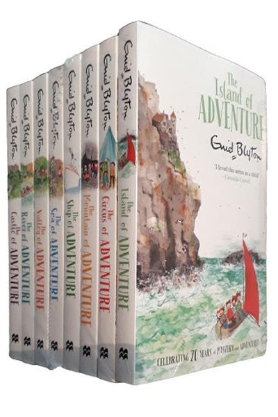 Enid Blyton Adventure Pack (8 Vol.set)