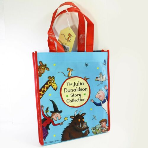 The Julia Donaldson Story Collection 10 Vol Set (with Carry Bag)