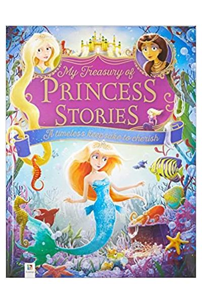 My Treasury of Princess Stories