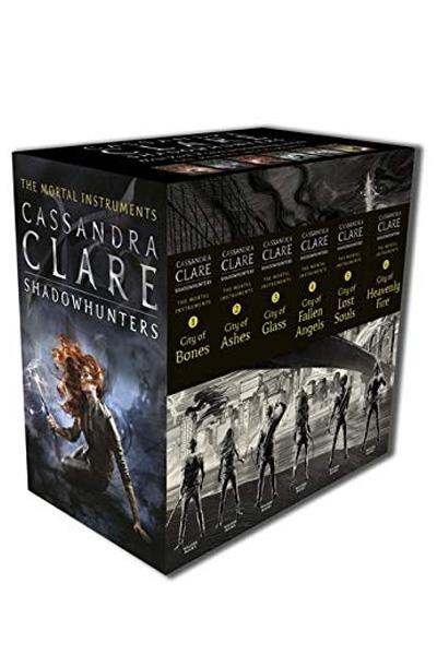 Mortal Instruments Slipcase Box Set (Vol.1-6)