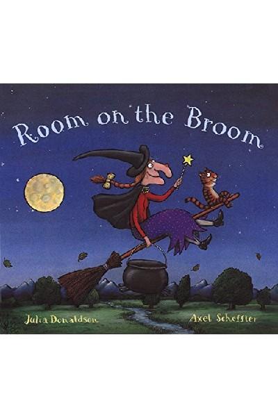 Room on the Broom - Board Book (Big)