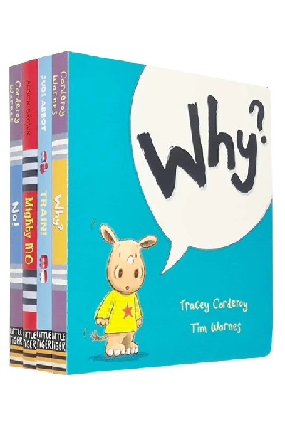 My First Board Book Library (Humorous Stories 4 Board Books)