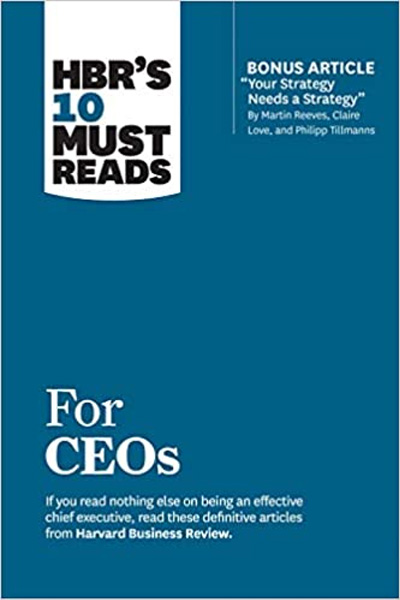 Harvard Business: For CEOs