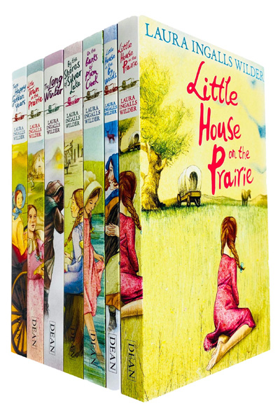 Little House on the Prairie (7 Books Collection)