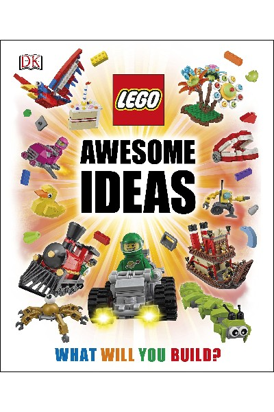 LEGO® Awesome Ideas: What Will You Build?