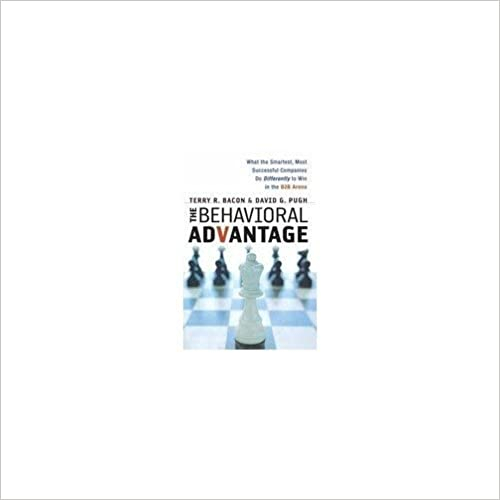 Wiley Management: The Behavioral Advantage