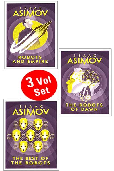 Isaac Asimov Series 2 (3 Vol Set)