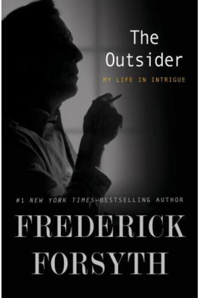 The Outsider: My Life in Intrigue