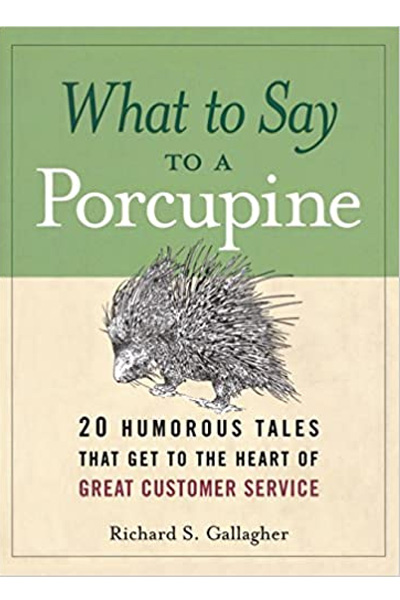 Wiley Management: What to Say to a Porcupine