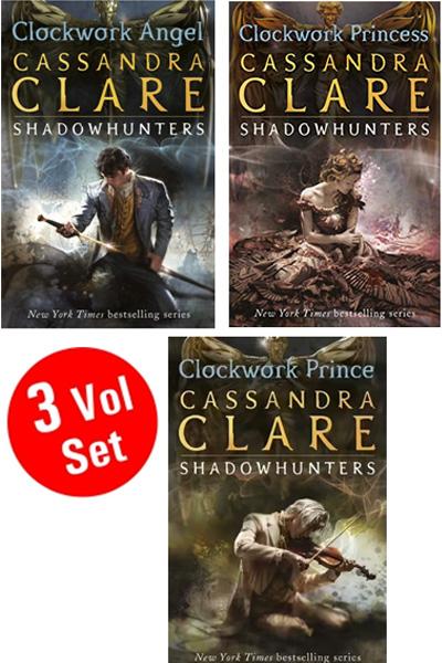 Cassandra Clare Infernal Devices Series (3 Vol Set)